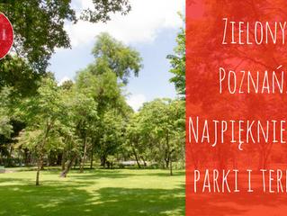 Zielony Poznań! Najpiękniejsze parki i tereny zielone w Poznaniu