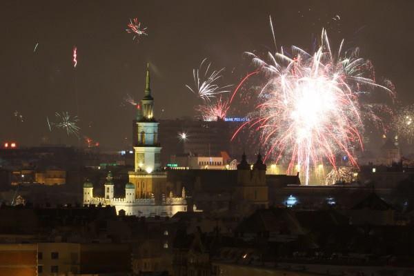Nowy Rok Poznań