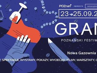 Wydarzenia Poznań - wrzesień 2016