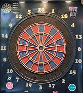 Plansz gry dart