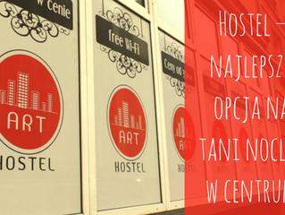 Hostel – najlepsza opcja na tani nocleg w centrum