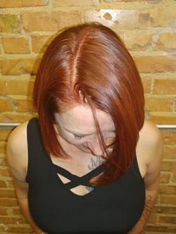 Copper Penny #salon #deepellum