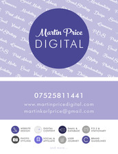 Martin Price Digital