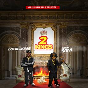 "JORDY SAM featuring LOUIEIsKING Drops ""2Kings"""