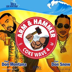 "STREAM:French Montana & Max B ""Coke Wave 4"" Mixtape"