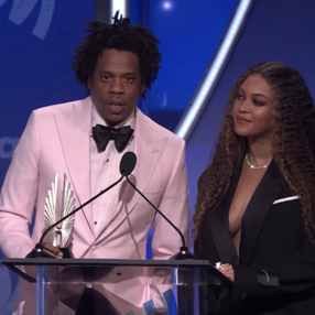 THE CARTERS RECEIVE GLAAD VANGUARD AWARD
