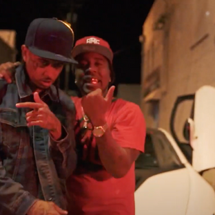 "NEW VIDEO:Blockrepp shad & Ca$hier   ""NO SCRUBS"""