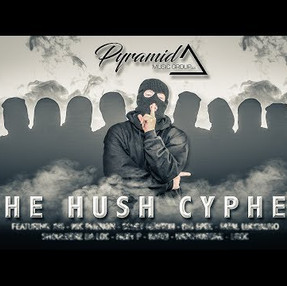 """Pyramid Music Group drops some of the NW Hottest Artists """"Hush Cypher"""""""