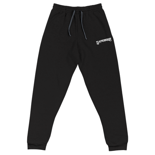 DOPEBOYZ WORLDWIDE BLACK DAILY JOGGER