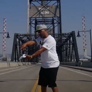 NEW VIDEO: Ricky D - Livin Right ft Purgeteam Meez