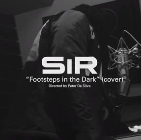 """NEW VIDEO:SIR REMAKES """"FOOTSTEPS IN THE DARK"""""""