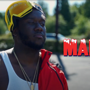 """NEW VIDEO: Mafi D """"Chill On That""""  ft. Starr Spazzin"""