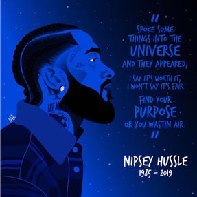 #RIP NIPSEY HUSSLE