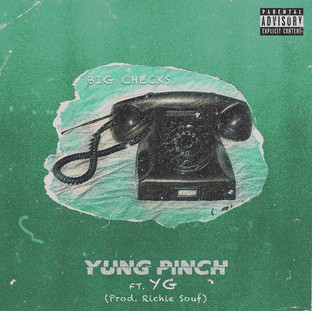 "YG link up Yung Pinch For The Lavish ""Big Checks"""