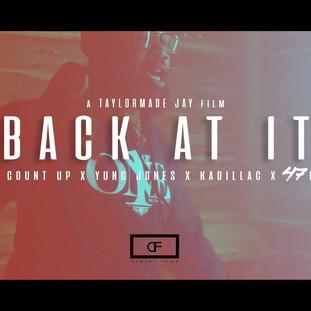 Back At It (47HUNCHO ❌ CROOK COUNTUP ❌ YUNG JONES ❌ KADILLAC)