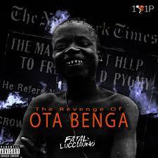 """NEW ALBUM: FATAL LUCCIAUNO """"THE REVENGE OF OTA BENGA"""""""
