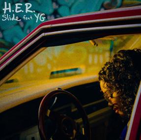 """NEW SINGLE: H.E.R. FT. YG """"SLIDE"""""""