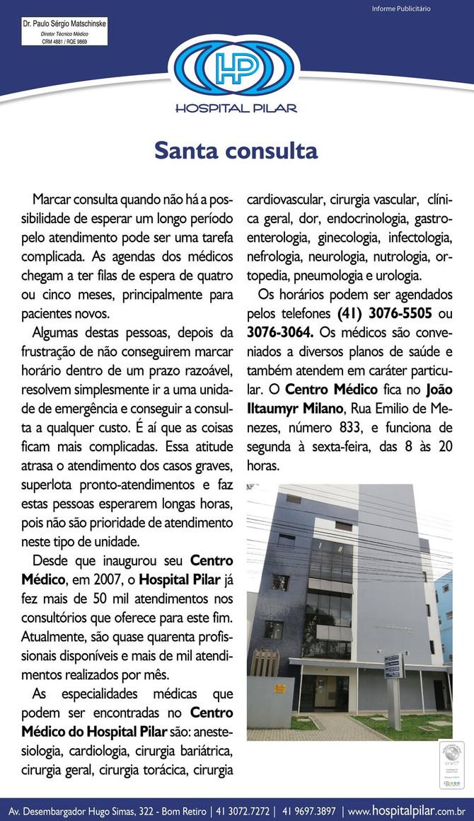 Centro Médico Pilar - Santa Consulta