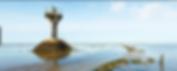 le passage du Gois de l'ile de Noimoutier