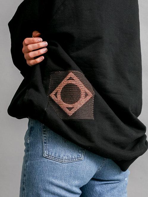 """SOMMERFELD x """"ja,normal."""" - Logo Hoodie"""