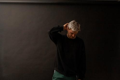 Snakesweater schwarz