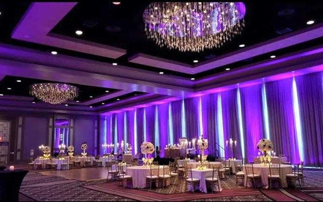 purple-uplighting-reception-chandelier-c