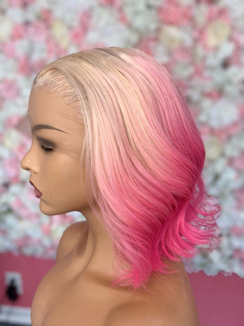 13x6 Lace Front BOB Wig