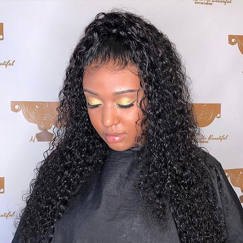 Custom Lace Frontal Unit (Brittney)