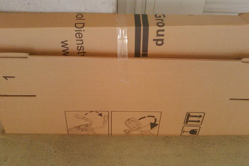 Bicycle Box / Doos Sepeda / Fietsen doos