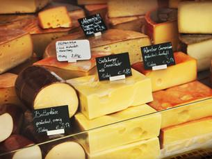 O que beber com os queijos?