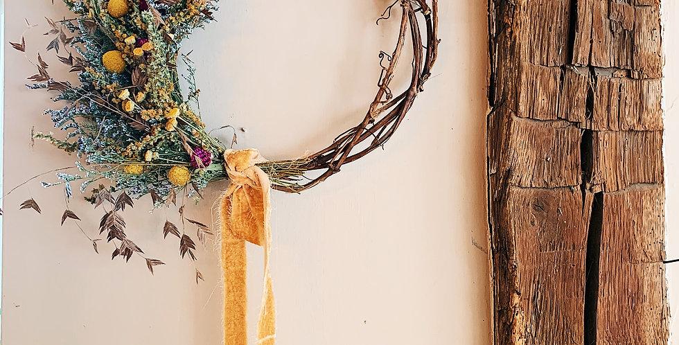 Custom Wreath: 10 inch