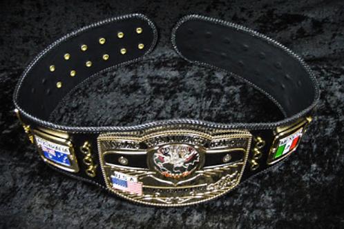 World Champion Belt Bracelet