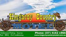 Kingaroy country motel