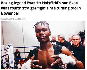 Evan Holyfield