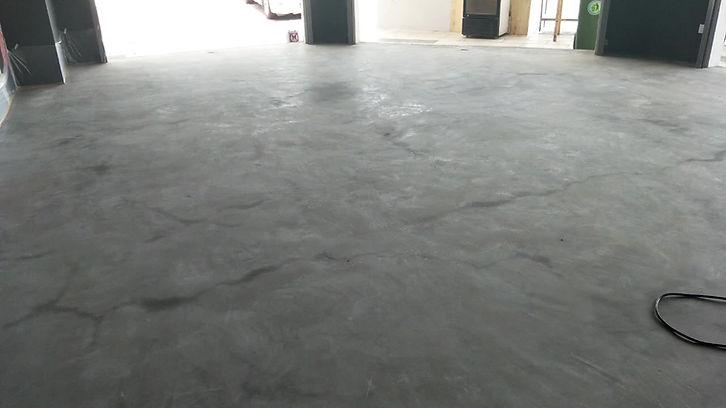 polish cement