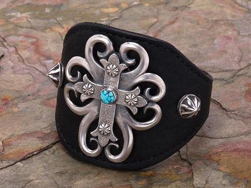Spirit Cross Cuff (Large).