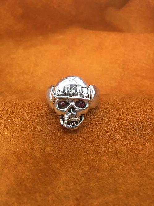 El Rey Skull Ring