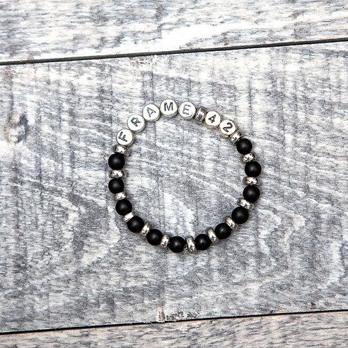 Frame 42 Bead Bracelet
