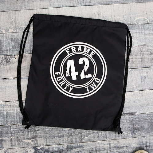 Frame 42 Drawstring Backpack