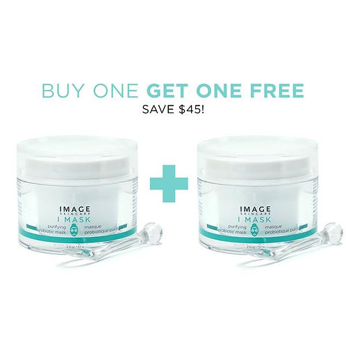 Purifying Probiotic Masque