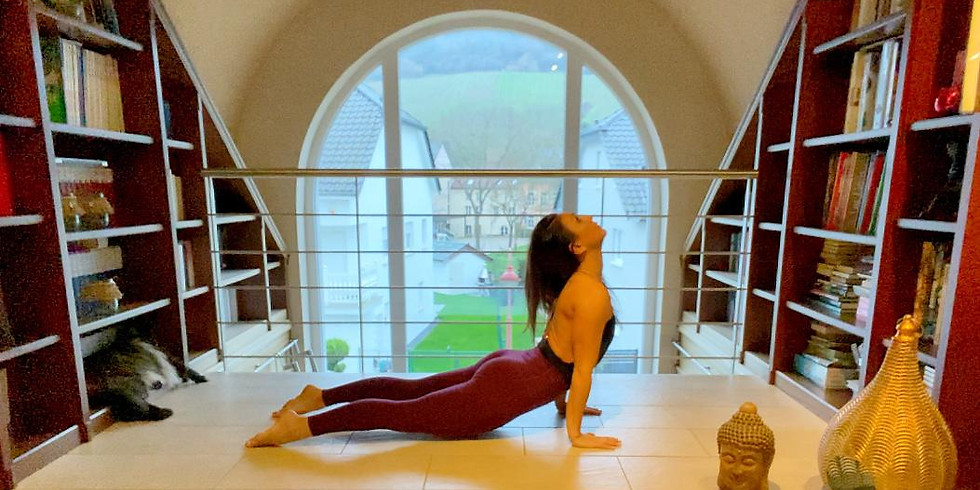 Yin Yoga with Sara Macri