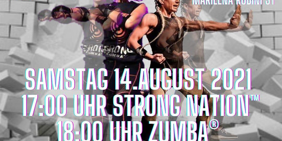 LIVE STRONG Nation & Zumba with Marilena & Ai Lee