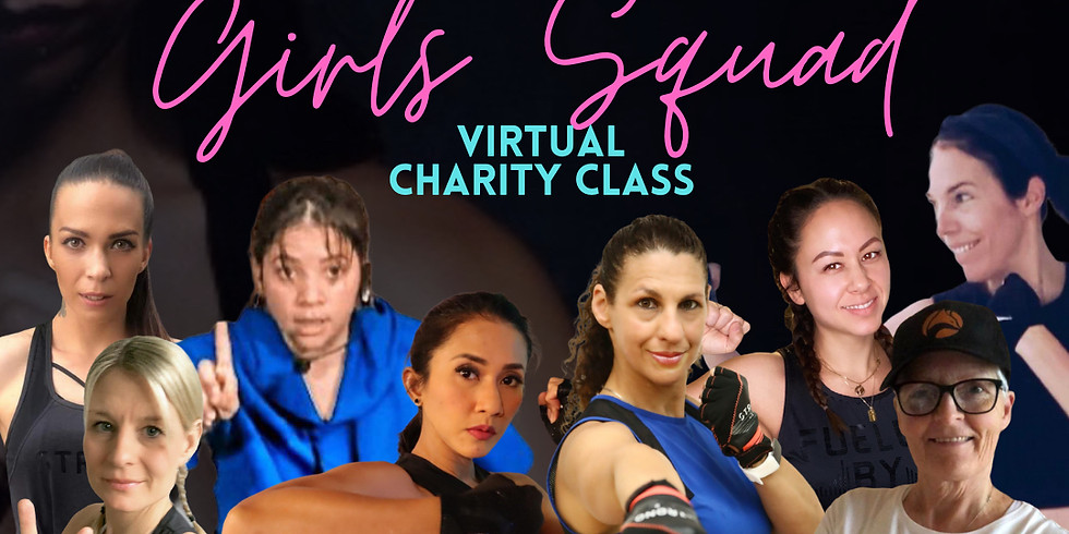 Charity virtual STRONG Nation Class