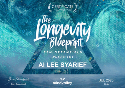 Mindvalley - The Longevity Blueprint
