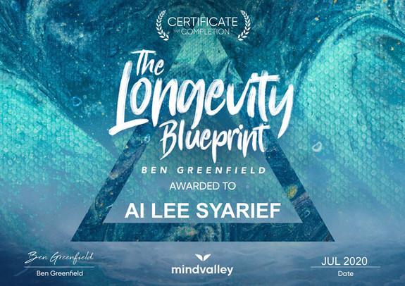 Mindvalley - The Longevity Blueprint
