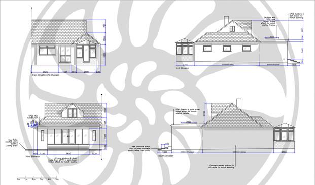 Single-storey Rear House Extension