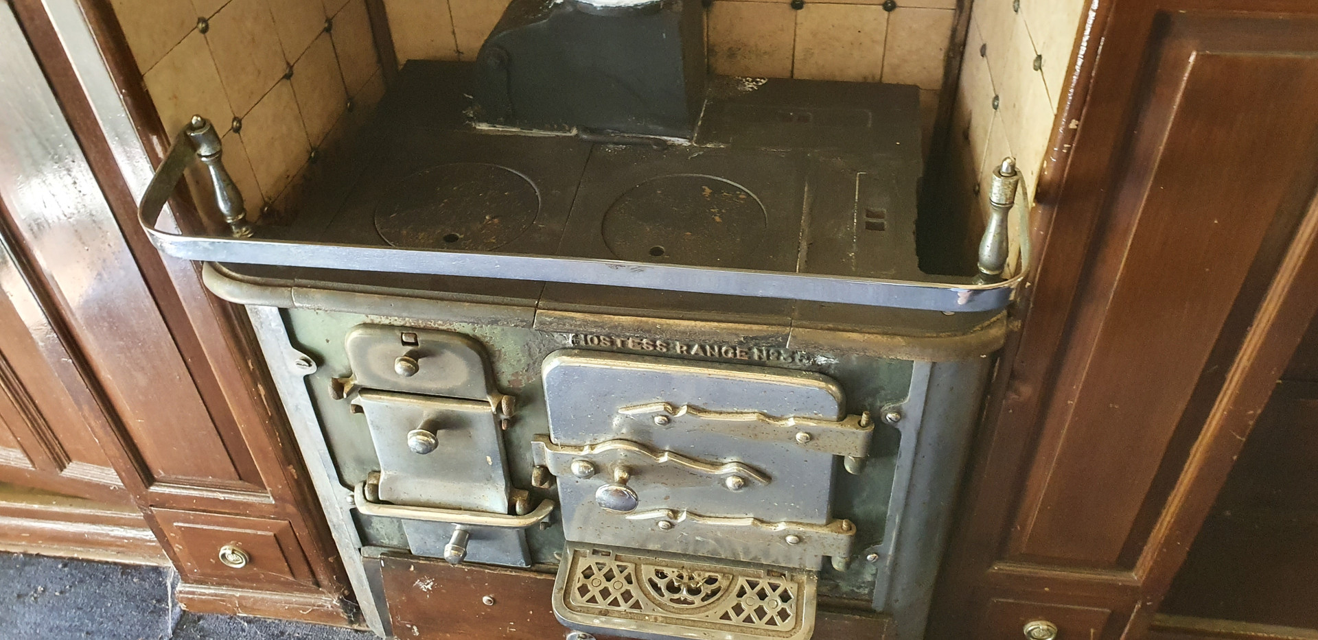 Hostess stove in excellent condition