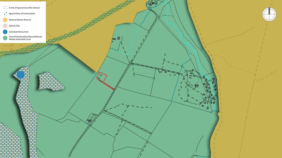 Site Designations Map