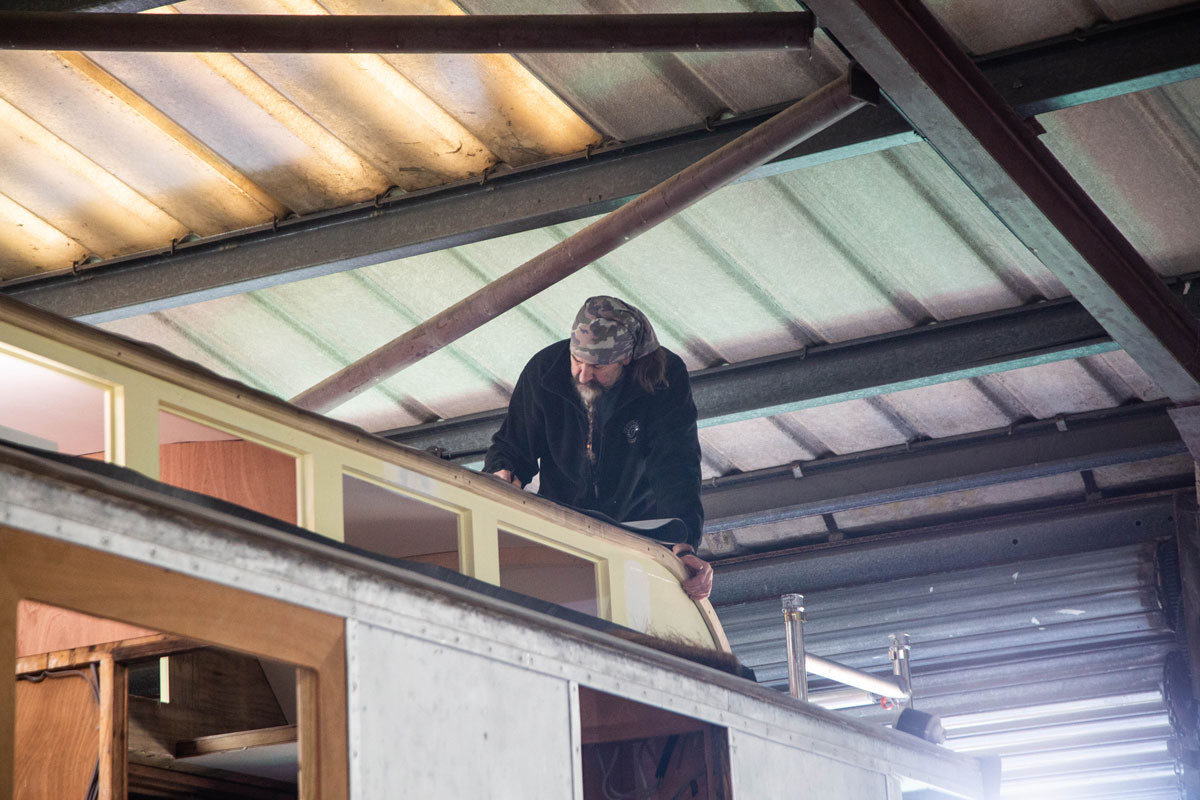 getting the roof right