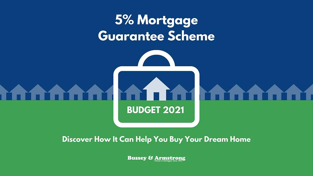 5% Mortgage Scheme - West Park Garden Village